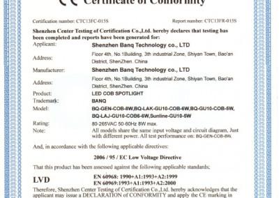 Spotlight-LVD-Certification
